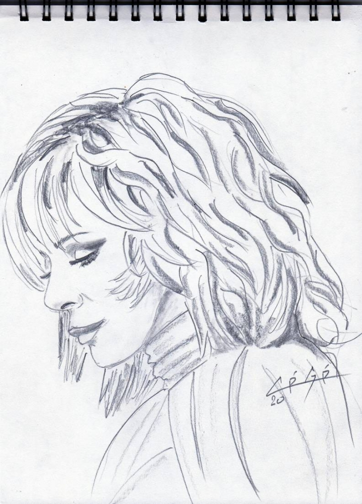 Mylène Farmer by CeGe